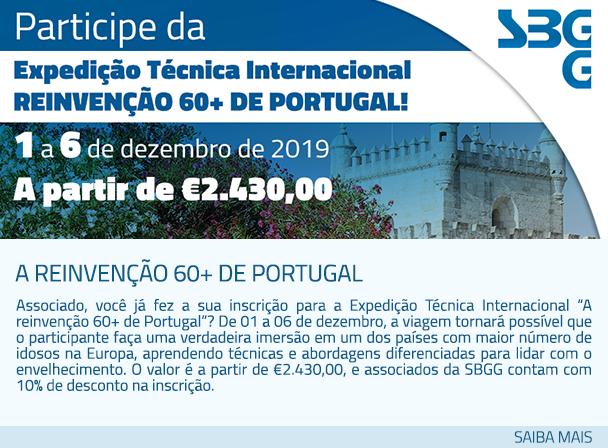 A reinvenção 60+ de Portugal