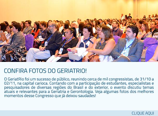 Confira fotos do GeriatRio!