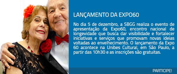 Lançamento da Expo60